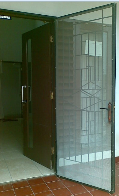 Posted by Jasa pembuatan bikin pagar,canopy,teralis,railing tangga ...